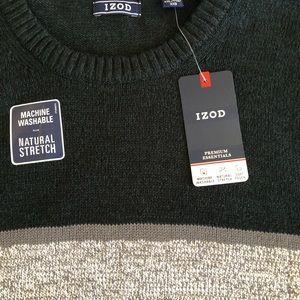 Men's Izod Colorblock Sweater